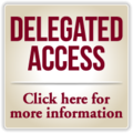 Click here for more information about delegated access