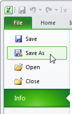 File_Save As