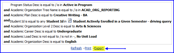 Enroll link screen shot